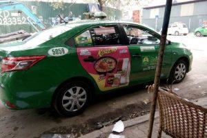 quảng cáo taxi tại cao bằng