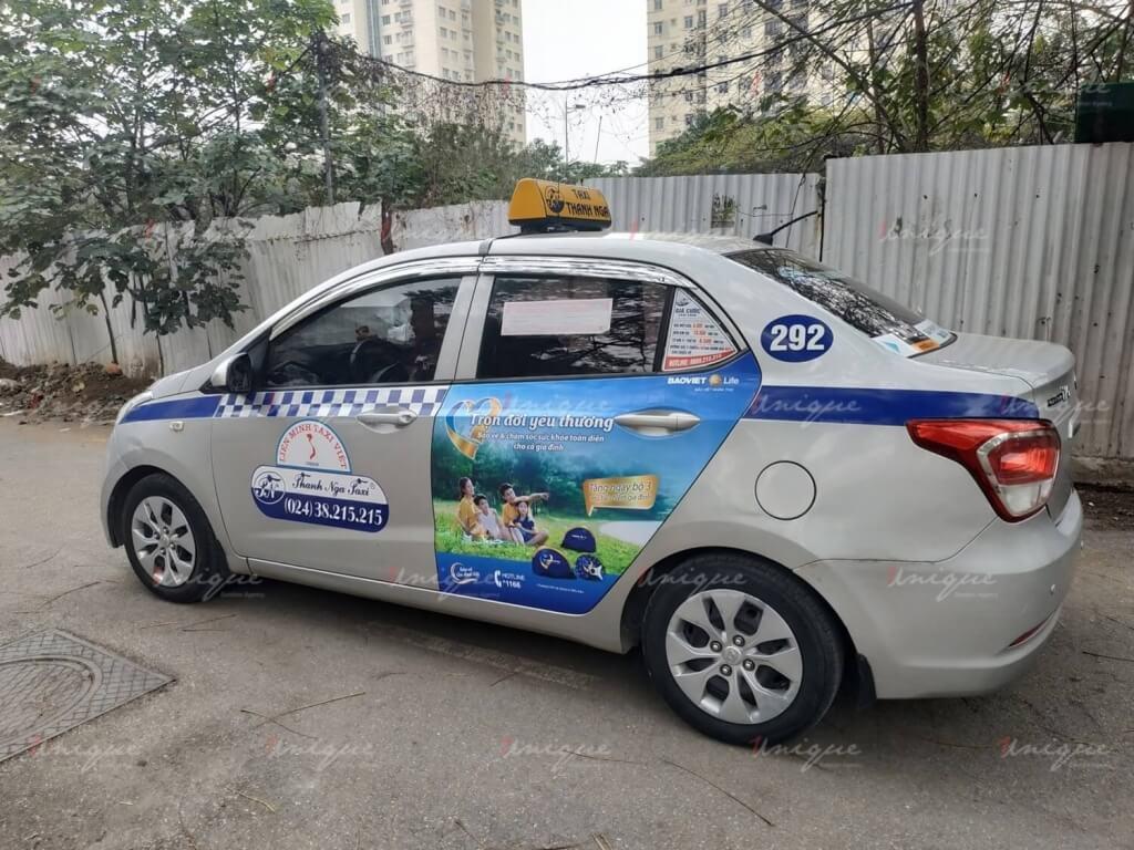 Chiến dịch quảng cáo của Bảo Việt Life